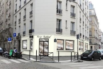 mosaique actu amenagement salon de coiffure haut de gamme architecture commerciale