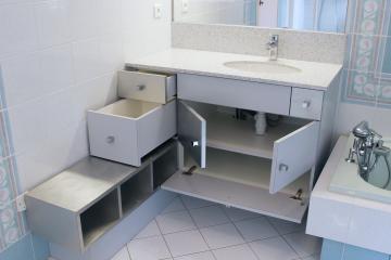 mosaique actu renovation de salle de bain mobiler sur mesure