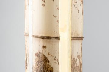 mosaique kyoto contemporary project les ateliers de paris kyoto paris artisan japonais designer francais luminaires en bambou design lampes kaguya
