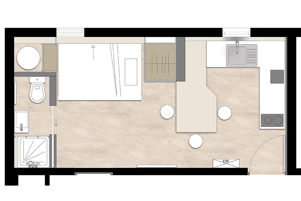 rénovation-chambre-de-bonne-studio-sous-combles-paris-optimisation-amenagement-petits-espaces-design-mobilier-4